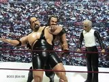 WWE Toys in Motion (WTM) Bigshow VS the Undertaker -  Casket Match
