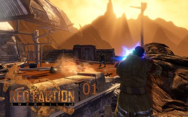[WT]Red Faction Guerrilla (01)
