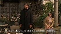 Gonzalo e Maria/Gonzalo Y Maria. Puntata 560. Maria rivela a Gonzalo il nome del suo aggressore.