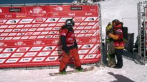 FWT15 - Run of  Xavier De Le Rue (FRA) Swatch Xtreme Verbier 2015 by The North Face®