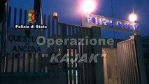 Ancona - Operazione ''Kajak'', arresto di romeni (18.03.15)