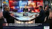Le gouvernement doit-il changer de politique économique ?: Christian de Boissieu, Jean-Hervé Lorenzi, Laurent Neumann et Emmanuel Lechypre (1/2) – 30/03