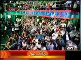 Shahid Afridi singing MAUKA MAUKA for Indian Team on losing in Semi Finals vs Australia WC 2015