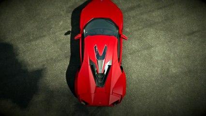 Project CARS - Fast & Furious 7 Car DLC Trailer (Lykan Hypersport) de Project Cars
