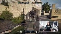 Tom Clancys Rainbow Six Siege Gameplay