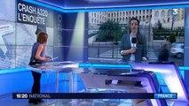 Crash de l'A320 : une structure d'accueil pour les familles mise en place à Marseille