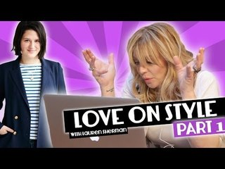Courtney Love on Style with Lauren Sherman Part 1