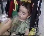 Yemek Görünce Mala Bağlayan Bebek _D Kopmak Garanti _D