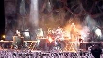 Rammstein - Mein Teil - Zénith de Nancy, 7 juillet 2013