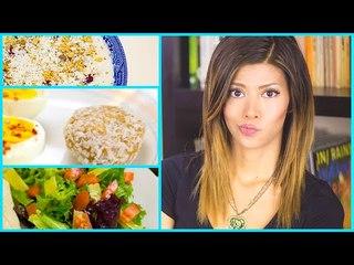 3 Quick & Easy Breakfast Ideas