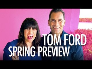 Tom Ford Beauty Spring Preview | Jamie Greenberg Makeup Artist