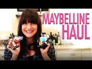 Maybelline Haul Experiment | Jamie Greenberg Makeup Artist
