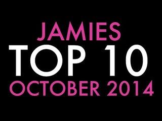 Favorite 10 products in October | Jamie Greenberg Makeup