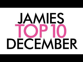 Favorite Top Ten Products for December | Jamie Greenberg Makeup
