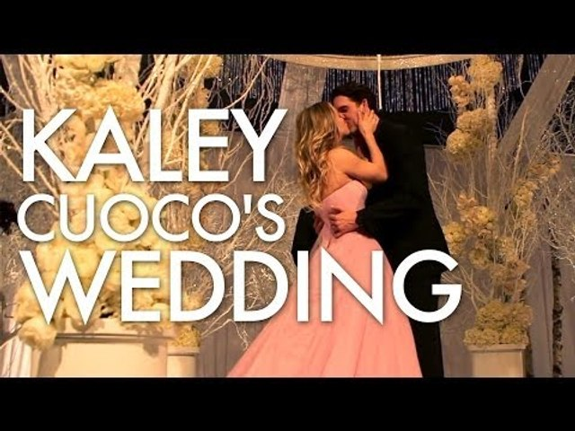 Kaley Cuoco's Wedding & New Years EXCLUSIVE makeup | Jamie Greenberg Makeup