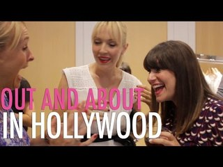 Out and About in Hollywood (Tips and Tricks to being fashionable) | Jamie Greenberg Makeup