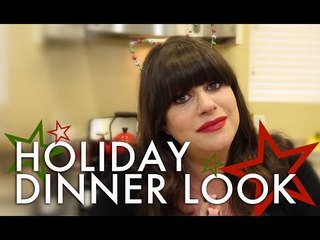The Perfect Holiday Dinner Look (Red Lip) | Jamie Greenberg Makeup