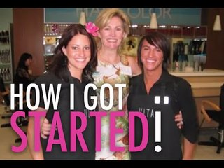 How I Got Started in the Makeup Business | Jamie Greenberg Makeup