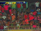 Gol: Puntarenas F.C. 2 - Pérez Zeledón 0