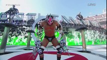 If anyone knows how to make an entrance, it's The King of Kings! WWE