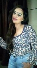 Pakistani Hot & Beautiful Girl Hot Exposing Song Video