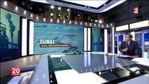 Réchauffement climatique :les experts du GIEC prévoient des catastrophes en chaine
