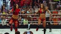 Paige, AJ Lee & Naomi Vs. Nikki, Brie Bella & Natalya