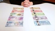 Reconnaître les billets de banque à l'aide du lecteur de billets de banque canadiens