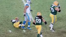 Did Ndamukong Suh intentionally step on Aaron Rodgers' leg- - YouTube
