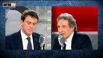 Après un an à Matignon, Valls revient sur sa plus grande fierté et sa plus grosse erreur