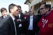 Renzi: no a ricatti sull'Italicum