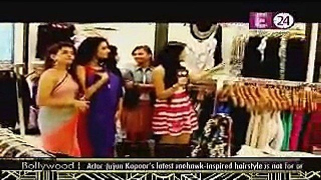 Delhi Wali Thakur Girls 31st March 2015 Thakur Gals Nikli Shopping Par CineTvMasti.Com