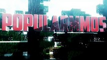 Pat and Jen   Minecraft  FUN WORLD MOD SURVIVAL ISLAND, PLANETS, SKYBLOCK, & MORE! Mod Showcase
