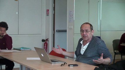 Bernard Stiegler, EHESS (2/5)