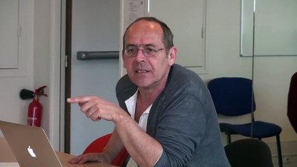Bernard Stiegler, EHESS (4/5)