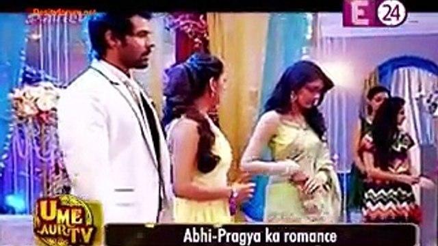 Abhi-Pragya Ka Romance Bana No  1 - Kumkum Bhagya 31st March 2015