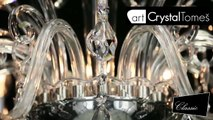 crystal trimmings for crystal chandeliers