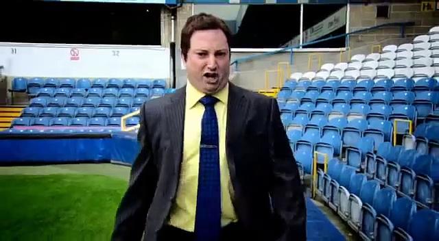 Mitchell & Webb – Football, Football, Football