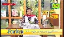 Tarka Khopra Paratha Recipes With Rida Aftab Masala TV Show 30-March- 2015