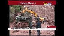 Heavy rains and landslide closes Jammu-Srinagar national highway
