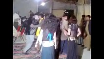 Shemales Fight at Wedding Ceremony