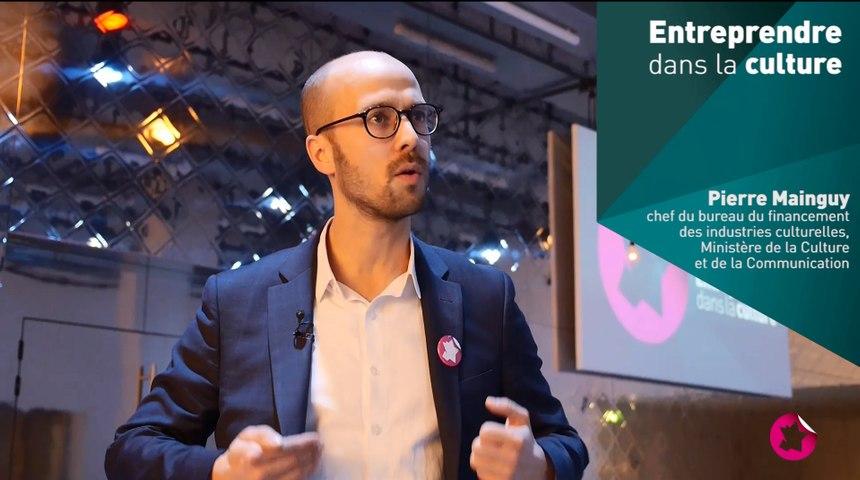 Forum Entreprendre dans la culture 2015