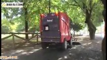 Video, Patrol, suction street sweepersales scrubbers, sweepers, street sweepers trade, vacuum cleane