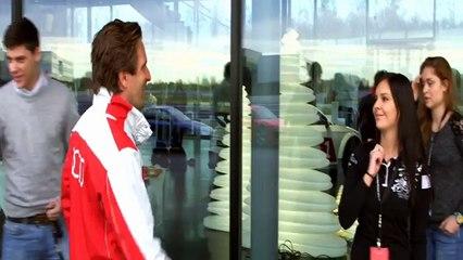 Teil 2: Nachwuchs für Vettel & Co im TT-Cup