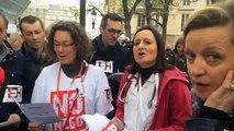 Les médecins chantent contre la loi de santé