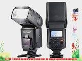 Neewer? NW680/TT680 Speedlite Flash E TTL Camera Flash *High-Speed Sync* for Canon 5D MARK