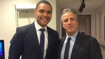 Here's What Jon Stewart Was Doing When He Was Trevor Noah's Age