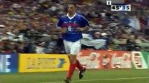 Zinédine Zidane 11ème but | France vs Brésil (3-0) | Finale Coupe du monde 1998