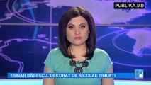 """Traian Băsescu va veni la Chişinău, la invitaţia lui Nicolae Timofti. Va fi decorat cu Ordinul """"Ștefan cel Mare"""" pentru contribuția sa la promovarea stabilității, securității și democrației în regiune, pentru sprijinul constant acordat RM"""