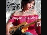 Kate Voegele - Hallelujah (with lyrics)